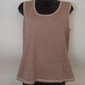 One Girl Who Women's Sweater Tank XL CL1366 0719